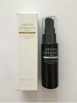 Аргановое масло для волос PAMPAS Argan Therapy Oil, 40 мл