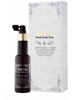 Тоник для кожи головы PAMPAS Hinoki Scalp Tonic с экстрактом кипариса, 170 мл