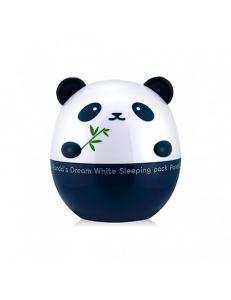 Маска ночная осветляющая Панда