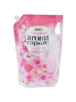 Кондиционер для белья Cj Lion Porinse Aroma Capsule с ароматом розы