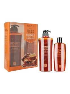 "Daeng Gi Meo Ri Professional Honey Therapy Shampo Set Набор шампуней ""Медовая терапия"""