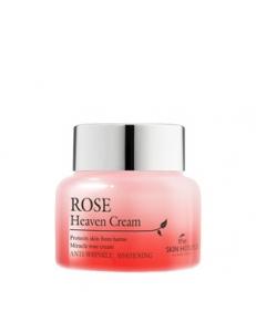 Крем для лица с экстрактом розы
