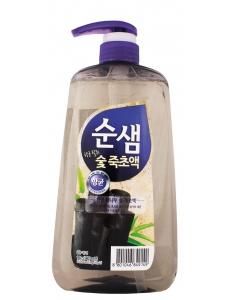 Средство для мытья посуды Бамбуковый уголь
