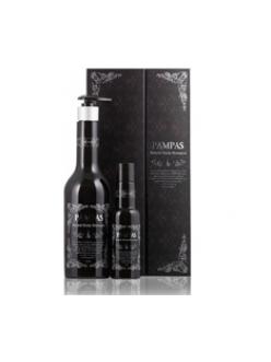 Натуральные корейские шампуни PAMPAS Natural Scalp Shampoo от выпадения волос (набор), 550 мл + 170 мл