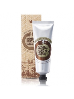 Shara Shara Oatmeal nutri hand cream Крем для рук с экстрактом зерновых