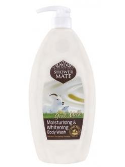Shower Mate Goat Milk Шауэр Мэйт Гель для душа УВЛАЖНЯЮЩИЙ с козьим молоком 550 мл