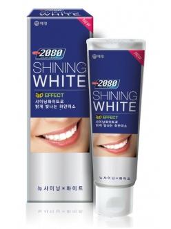 DC 2080 New Shining White Зубная паста Сияющая белизна, 100 г