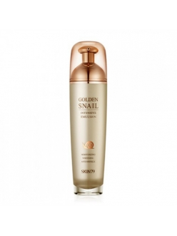 Увлажняющая эмульсия с экстрактом улитки и 24K золотом Skin79 Golden Snail Nutrition Emulsion
