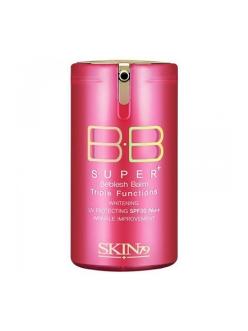 "SKIN79 Hot Pink Super Plus Beblesh Balm Triple Functions SPF30 PA++  Многофункциональный BB крем ""Хот пинк"" 40 мл"
