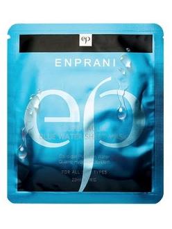 ENPRANI Super Aqua Blue Water Sheet Mask Интенсивно увлажняющая тканевая маска