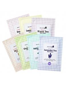 Тканевая маска для лица Tea Cafe