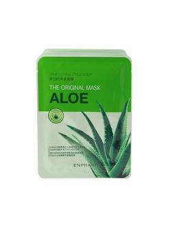Enprani The Original Aloe Mask Тканевая маска с натуральным экстрактом алое