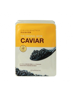 Enprani The Original Caviar Mask Тканевая маска с натуральным экстрактом черной икры