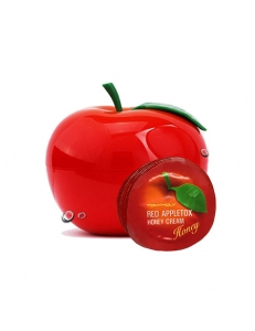 Крем для лица яблочно-медовый