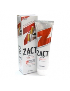 """Зубная паста """"Zact Lion"""" для курящих"""